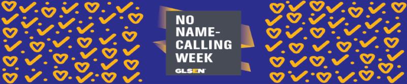No Name-Calling Week