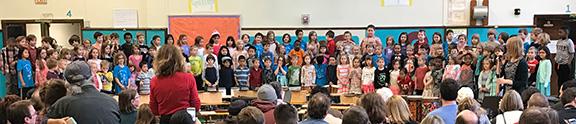 Franklin 2017 Kindergarten Concert