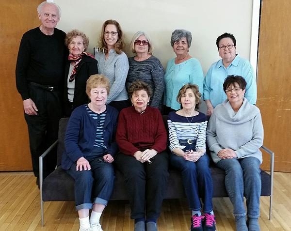 Legacy Volunteers