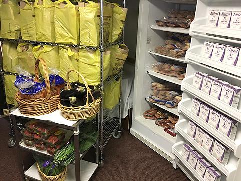 St. Paul's Food Pantry