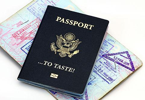Passport To Taste