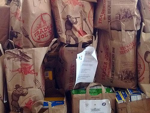 Scouting For Food Drive