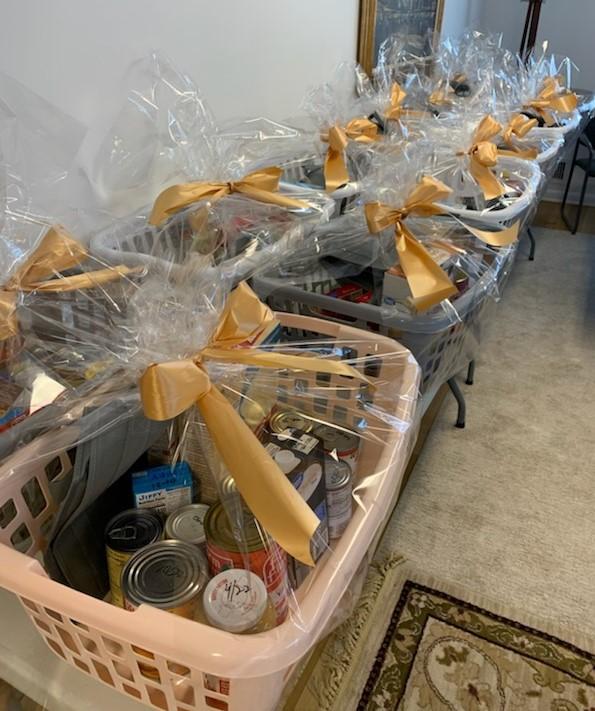 Thanksgiving Initiative Baskets