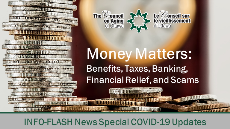 money matters during covid
