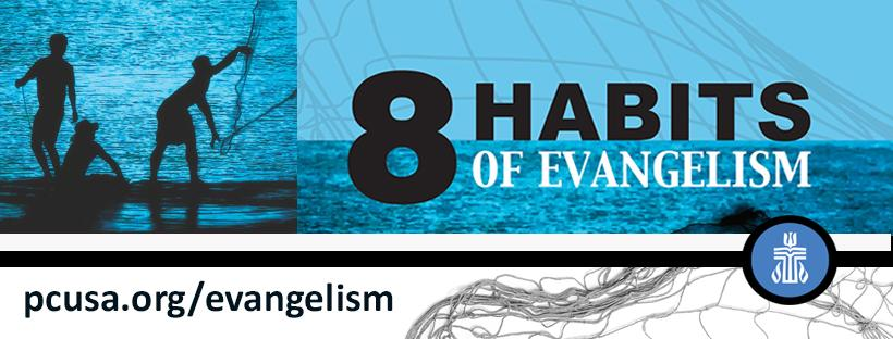 8 Habits of Evangelism banner