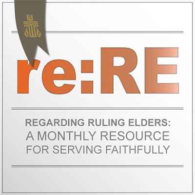 RE Ruling Elders