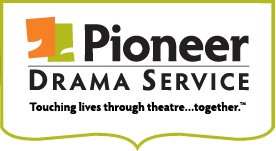 Banner of Pioneer Drama Service