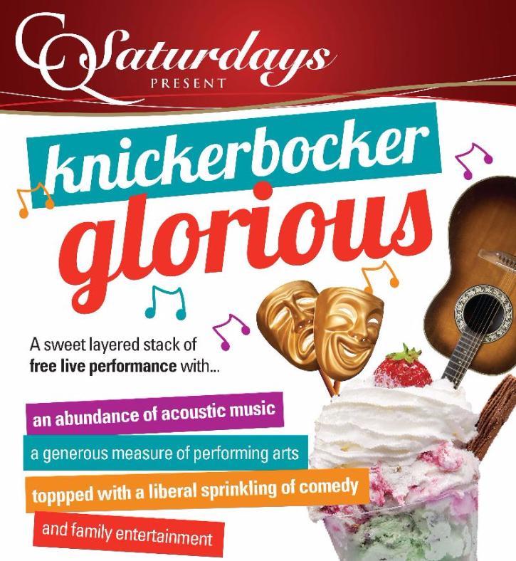 knickerbocker poster