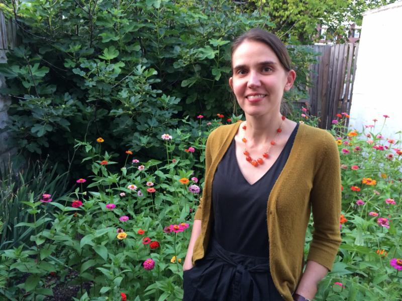 Carolyn Sheffield