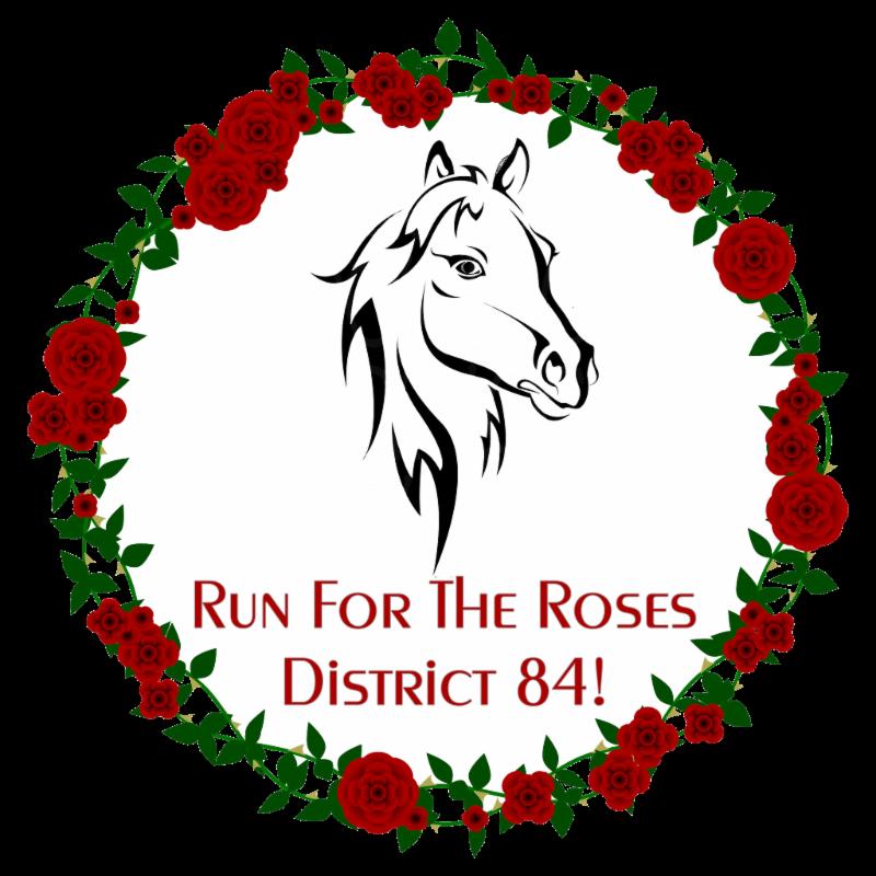 Run for the Roses Logo