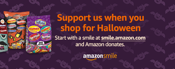 Amazon Smile Halloween