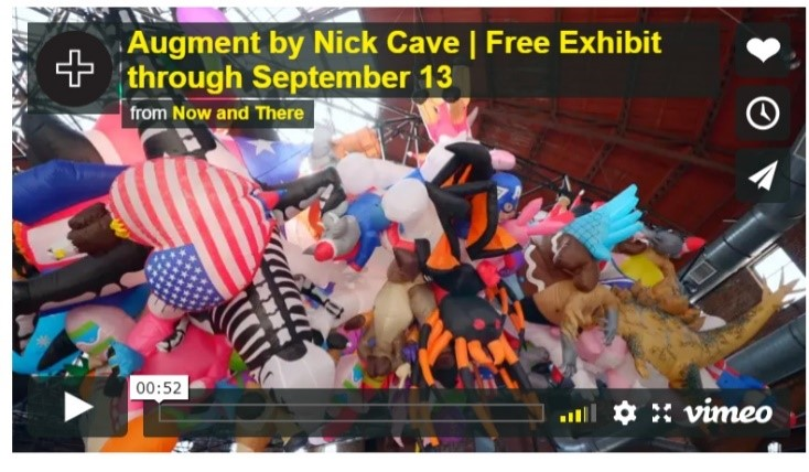 """Image preview link for a video titled """"Augment by Nick Cave."""""""
