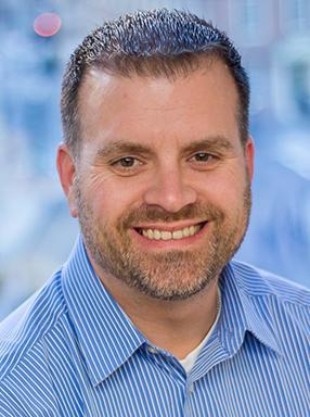 Brad Blake, POAH VP Information Technology
