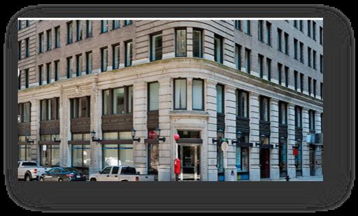 POAH office building