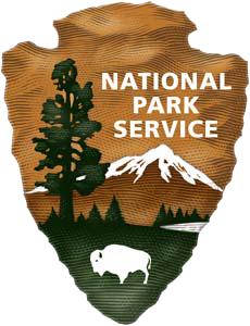 National Park Service Arrowhead Emblem